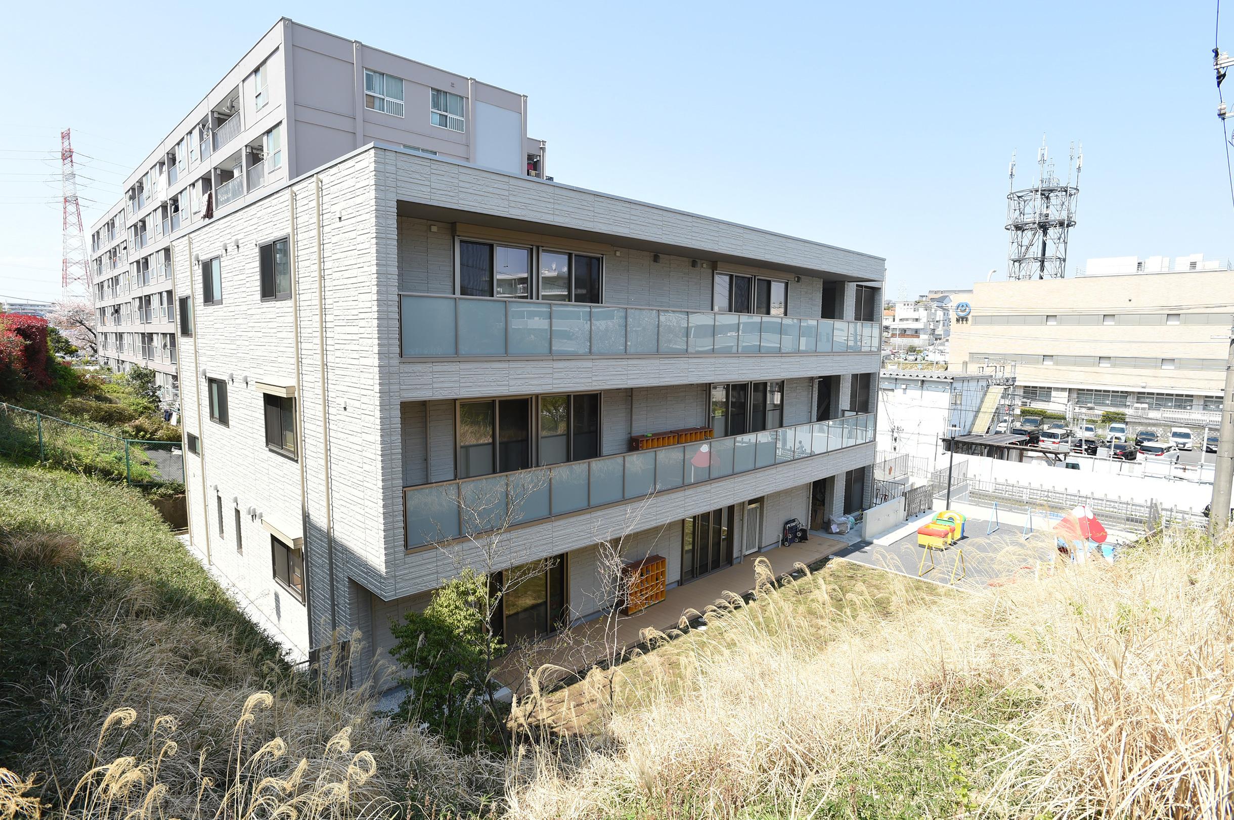 横浜あさひ中央保育園 開園